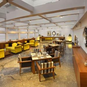 The Lalit Great Eastern in Kolkata: Tea Lounge