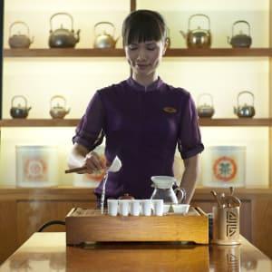 Mandarin Oriental Sanya à Hainan: Tea Service