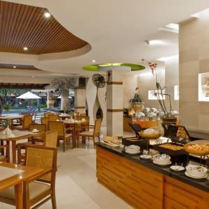 Bali Rani in Südbali: Teraswira Buffet