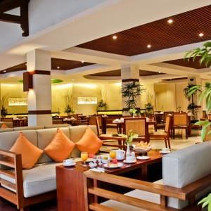 Bali Rani in Südbali: Teraswira Restaurant