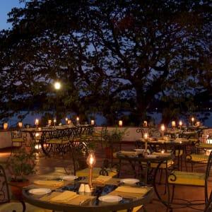 Brunton Boatyard in Kochi: Terrace Grill