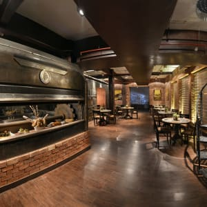The Lalit Great Eastern in Kolkata: The Bakery