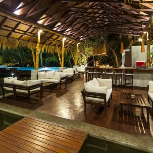Jungle Beach by Uga Escapes in Trincomalee: The Bar