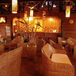 Inle Princess Resort à Lac Inle: The Bar