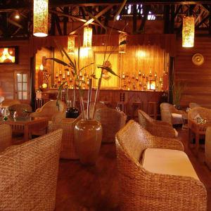 Inle Princess Resort in Inle Lake: The Bar