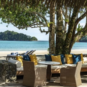 The Datai Langkawi:  The Beach Bar