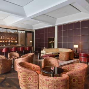 The Oberoi in Delhi: The Club Bar