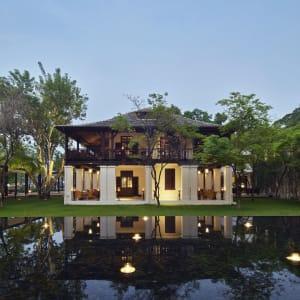 Anantara Chiang Mai Resort: The Colonial House