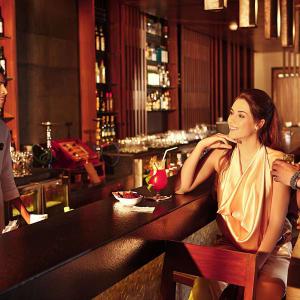 Alila Diwa Goa & The Diwa Club by Alila: The Edge Bar & Lounge