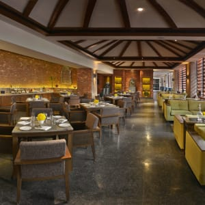 The Lalit Great Eastern in Kolkata: The Legacy Lounge