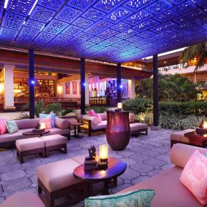 Nusa Dua Beach Hotel & Spa à Sud de Bali: The Lobby Bar Terrace