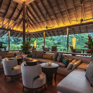 The Datai Langkawi:  The Lobby Lounge