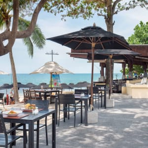Pavilion Samui Villas & Resort in Ko Samui: The Look Out Bar
