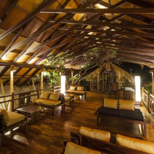 Jungle Beach by Uga Escapes in Trincomalee: The Lounge