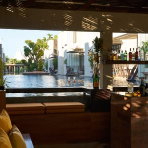 Let's Sea Hua Hin Al Fresco Resort: The Pool Bar