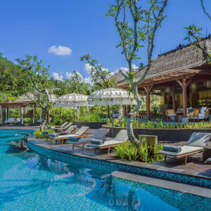 Mandapa, A Ritz-Carlton Reserve in Ubud: The Pool Bar