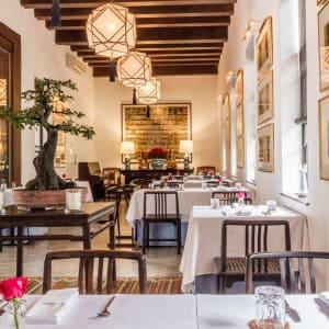 Rachamankha in Chiang Mai: The Restaurant
