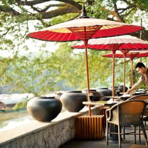 Anantara Chiang Mai Resort: The Restaurant