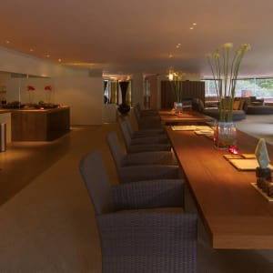 Silks Place Taroko:  THE RETREAT LOUNGE