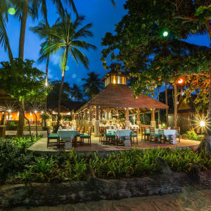 Fair House Beach Resort & Hotel à Ko Samui: The Sea Paint Restaurant