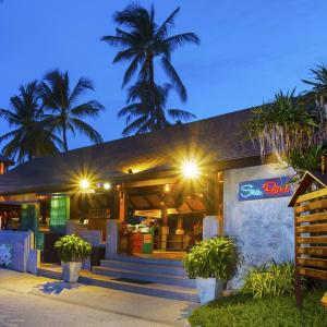 Fair House Beach Resort & Hotel à Ko Samui: The Sea Paint Restaurant | from outside