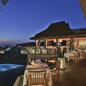 Pimalai Resort & Spa à Ko Lanta: The Seven Seas Restaurant & Bar