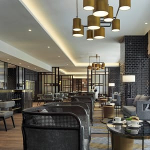 Hotel Stripes Kuala Lumpur: The Snug - Restaurant