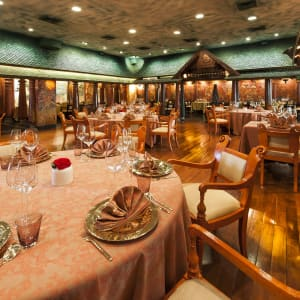 The Imperial in Delhi: The Spice Route- South-East Asian Restaurant