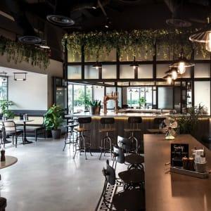 Swissotel The Stamford in Singapur: The Stamford Brasserie