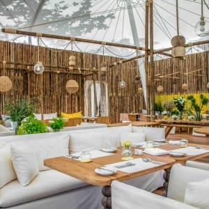 SALA Samui Chaweng Beach Resort in Ko Samui: The Tent Beachfront Restaurant & Bar