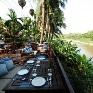 Burasari Heritage in Luang Prabang: The Terrace