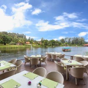 Banyan Tree Phuket: The Watercourt restaurant