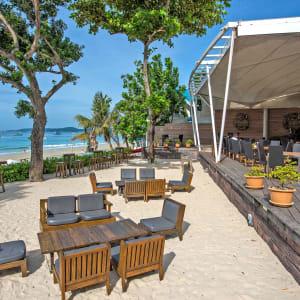 Sai Kaew Beach Resort in Ko Samed: The Zea Restaurant