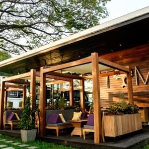 Na Nirand in Chiang Mai: Time Riverfront Cuisine _ Bar