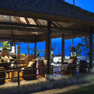 The Oberoi Beach Resort, Lombok: Tokek Bar