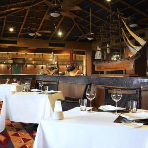 Anantara Riverside Bangkok Resort: Trader Vic's Bar