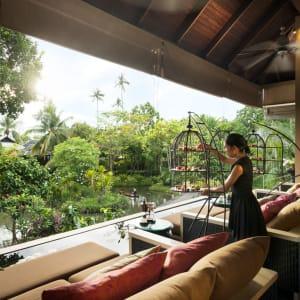 Anantara Mai Khao Phuket Villas: Treehouse Afternoon Tea
