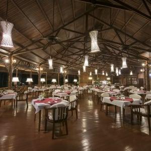 Gangga Island Resort & Spa in Manado: Tuturuga Restaurant