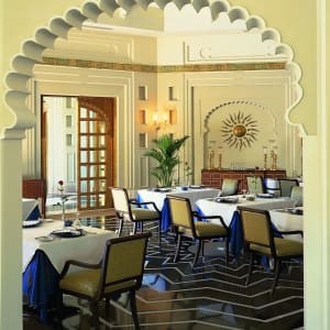 The Oberoi Udaivilas in Udaipur: Udaimahal