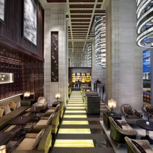 Mandarin Oriental Macau à Macao: Vida Rica Bar