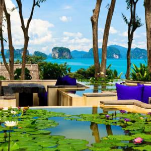 Six Senses Yao Noi in Ko Yao:  View from The Den