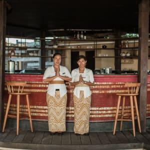 WakaGangga in Südbali: Waka Bar & Restaurant