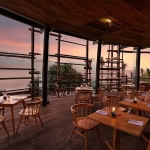 WakaGangga in Südbali: Waka Bar & Restaurant sunset