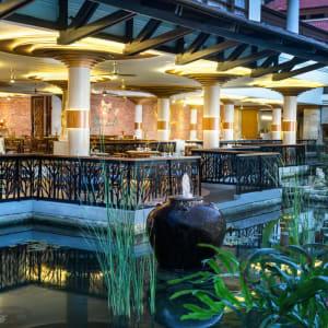 Nusa Dua Beach Hotel & Spa à Sud de Bali: Wedang Jahe Restaurant