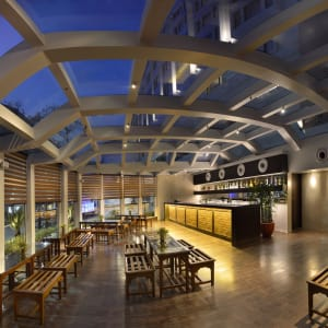 The Lalit Great Eastern in Kolkata: Wilson's -The Pub