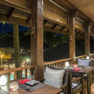 Anantara Rasananda Koh Phangan Villas in Ko Phangan: Yukinoya Japanese Restaurant