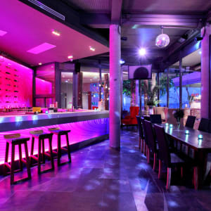 Sai Kaew Beach Resort à Ko Samed: Z Bar