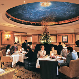 The Taj Mahal Palace in Mumbai: Zodiac Grill
