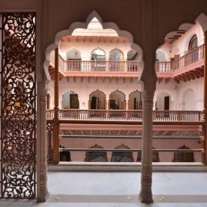 Haveli Dharampura in Delhi: