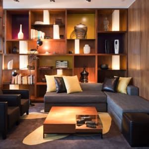 Hotel ICON in Hong Kong: Above & Beyond Lounge